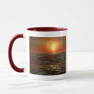 Ocean Sunset Mug