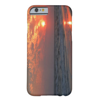 Ocean Sunset - Oak Island, NC Barely There iPhone 6 Case
