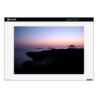 Ocean Sunset Laptop Skins