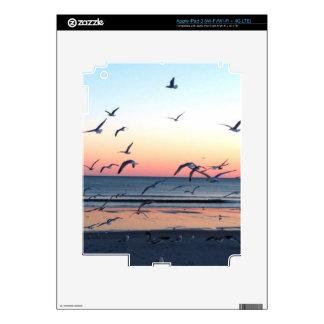 ocean sunset skins for iPad 3
