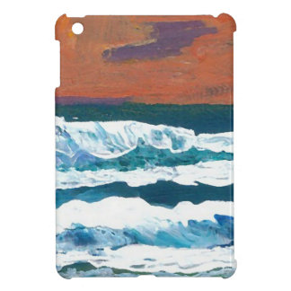 Ocean Sunset Waves Cover For The iPad Mini