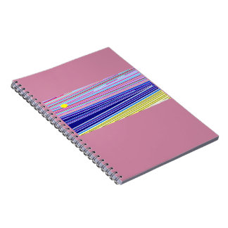 Ocean Sunsets Notebook