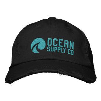 Ocean Supply Company Gorra De Béisbol Bordada