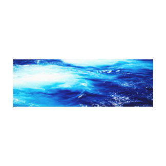 Ocean Surf Canvas Print