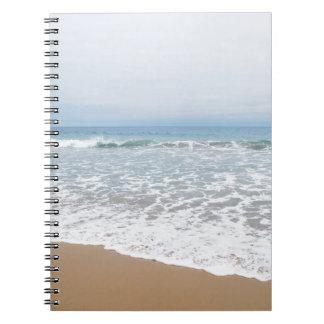 Ocean Surf Southern California Notebook