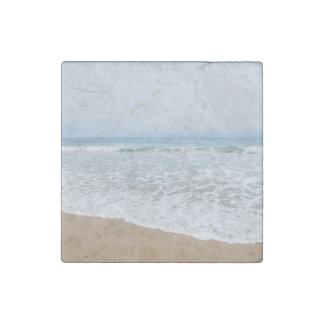 Ocean Surf Southern California Stone Magnet