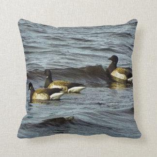 Ocean Swim Rhode island photos pillow