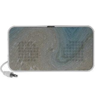 Ocean Swirl Notebook Speakers