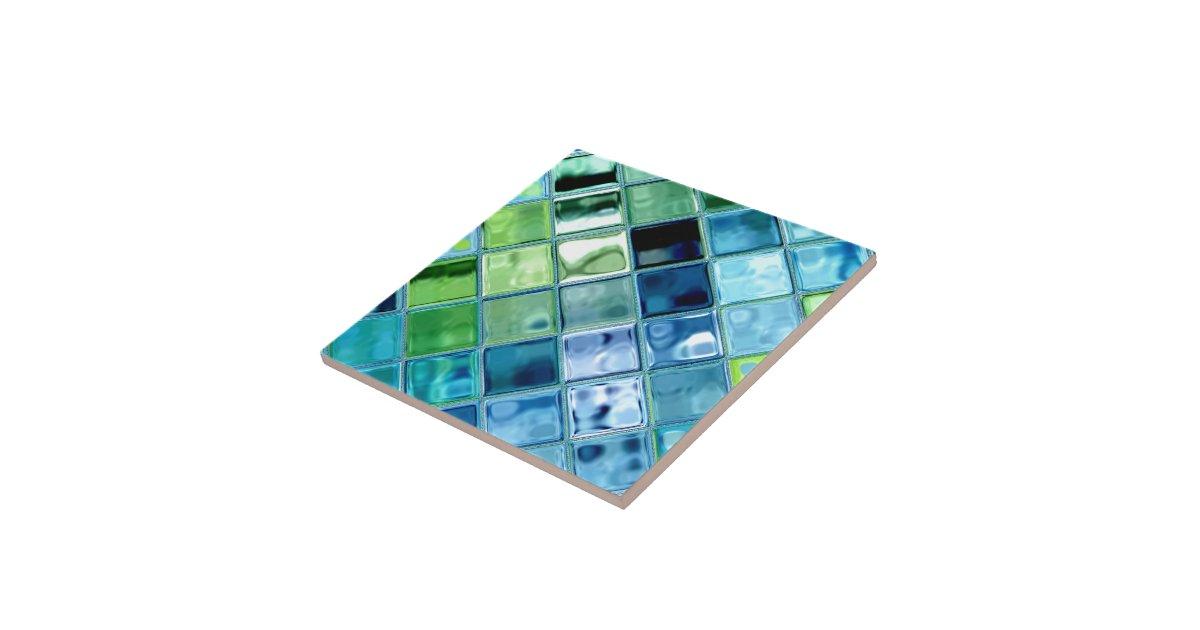 1 Square Ceramic Tiles