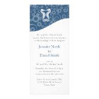 Ocean Theme Wedding Inviations Template | Custom Invites