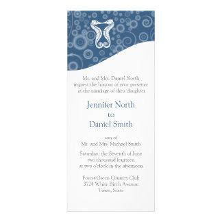 Ocean Theme Wedding Inviations Template Personalized Invites