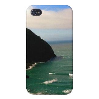 Ocean Tide iPhone 4 Cases