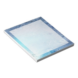 Ocean Topography Notepad