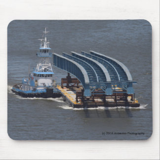 Ocean Tower Mouse Pad