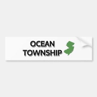 Ocean Township, New Jersey Bumper Sticker