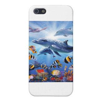 Ocean Treasures Case For iPhone SE/5/5s