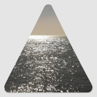 OCEAN TRIANGLE STICKER