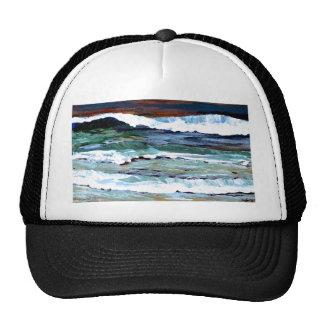 Ocean Trucker Hat