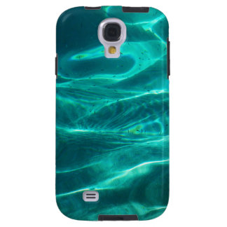 Ocean Turquoise Water Galaxy S4 Case