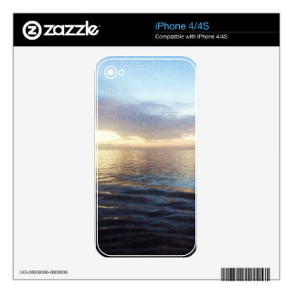 Ocean Twilight Skins For iPhone 4