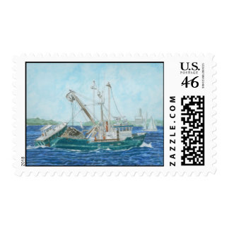 Ocean Venture Postage Stamp
