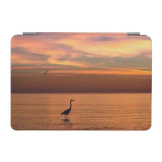 Ocean View at Sunset iPad Mini Cover