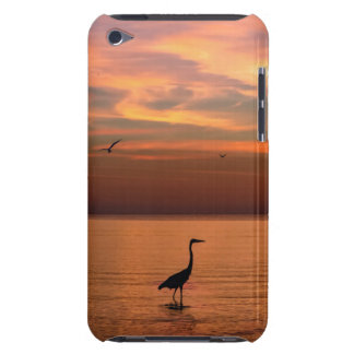 Ocean View at Sunset iPod Case-Mate Case