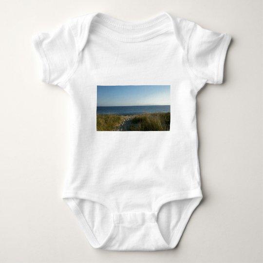 Ocean View Baby Bodysuit