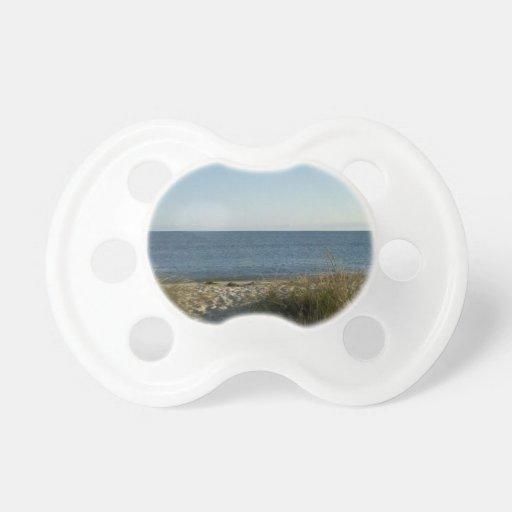 Ocean View Baby Pacifiers