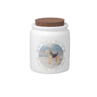 Ocean View Candy Jar