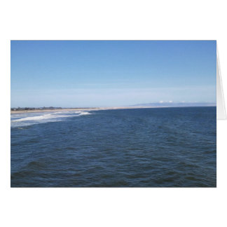 Ocean View Card