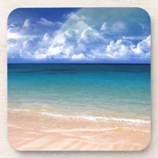 Ocean View Drink Coaster
