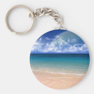 Ocean View Keychain