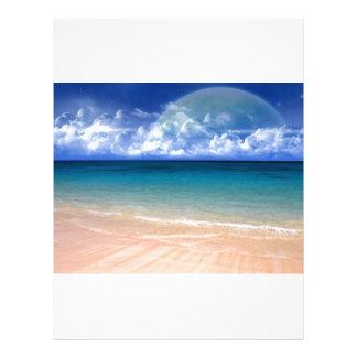Ocean View Letterhead