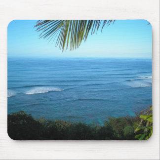 Ocean View of Kauai Mouse Pads