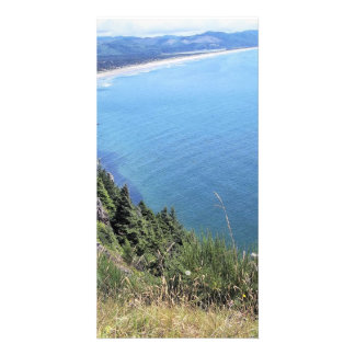 Ocean View on the Oregon Coast Card