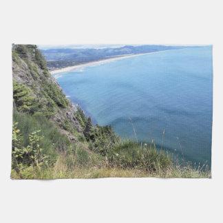 Ocean View on the Oregon Coast Towel