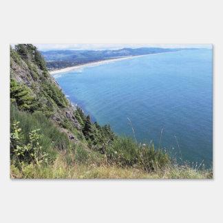 Ocean View on the Oregon Coast Yard Signs
