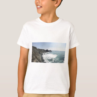 Ocean View Pacific Coast Highway Big Sur T-Shirt