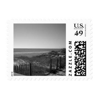 Ocean View Stamp