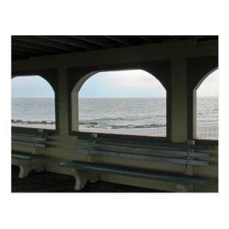 Ocean View Postcard