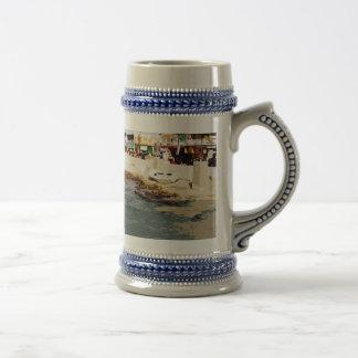 Ocean View Pub Coffee Mugs