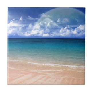 Ocean View Ceramic Tile