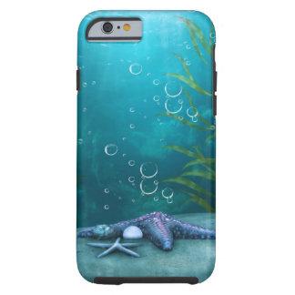 Ocean View Water Effect iPhone 6, Tough Tough iPhone 6 Case