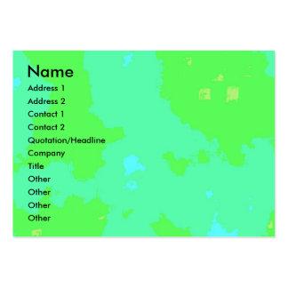 Ocean Vintage 2 Business Card Templates
