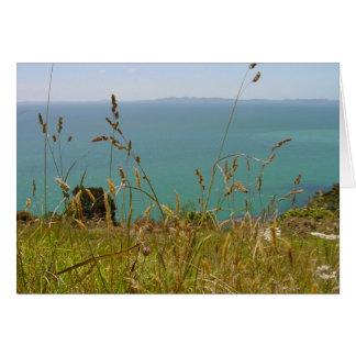Ocean Vista Card