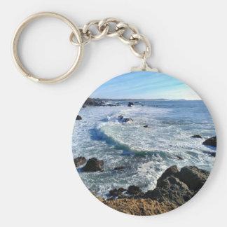 Ocean Vista Keychain