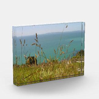 Ocean Vista - Psalm 104 Acrylic Award