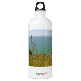 Ocean Vista - Psalm 104 Aluminum Water Bottle