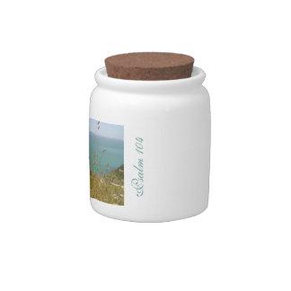 Ocean Vista - Psalm 104 Candy Dish